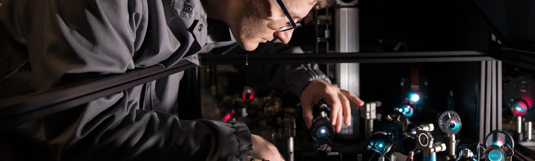 We widen the scope of biochemistry