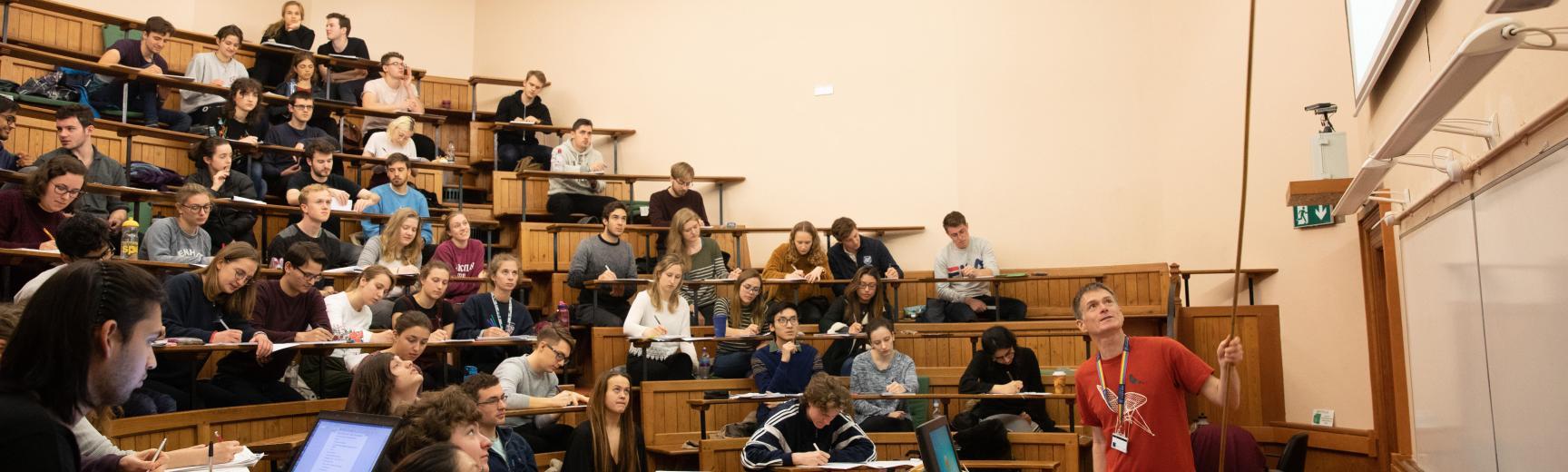 An Undergraduate Lecture