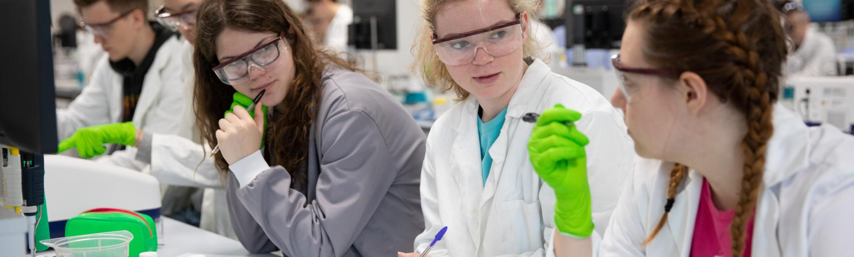 Summer Research Opportunities | Biochemistry