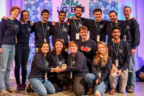 The Oxford iGem Team 2017