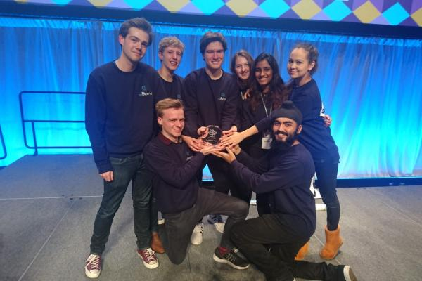 The Oxford iGEM team 2018