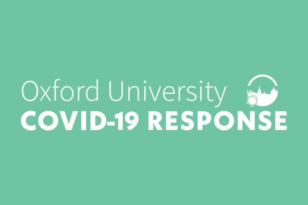 oxford university covid response