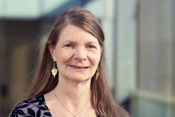 Prof Elspeth Garman