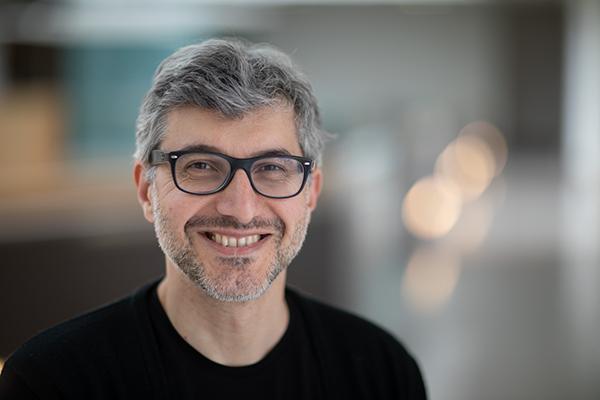 Prof Petros Ligoxygakis