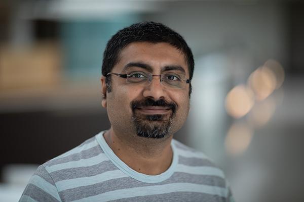 Associate Prof Shabaz Mohammed
