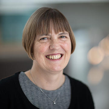 Prof Penny Handford