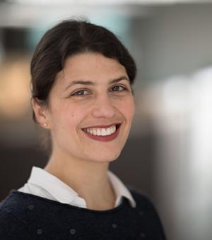 Associate Prof Elena Seiradake